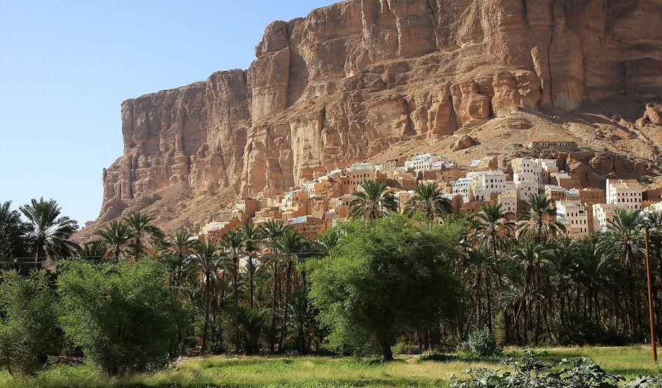 Jemen, Rubat. wies ojca Bin Ladena, zdjęcia