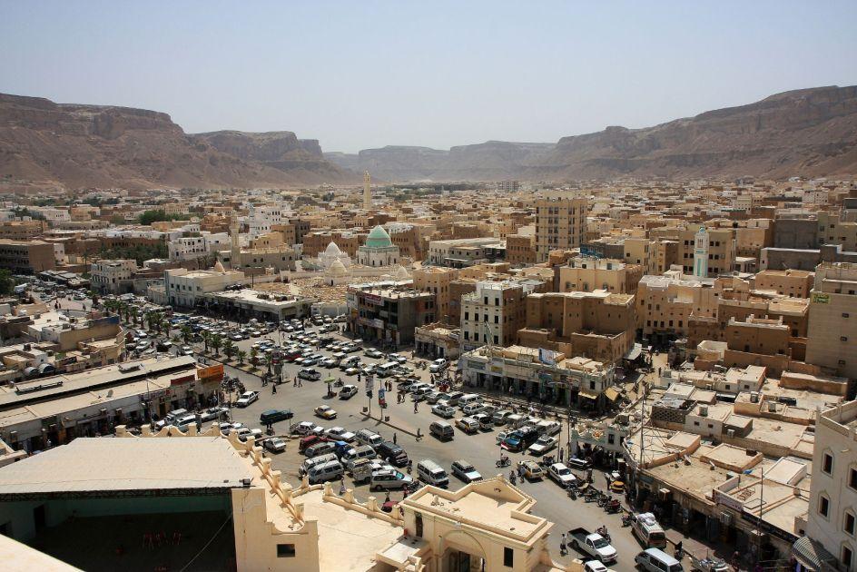 Jemen, podroz, Sajun, zdjecia