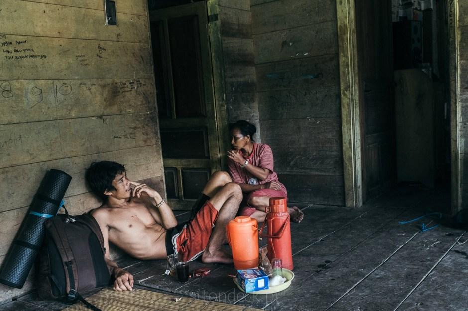 Indonezja, podróż do plemienia Mentawai