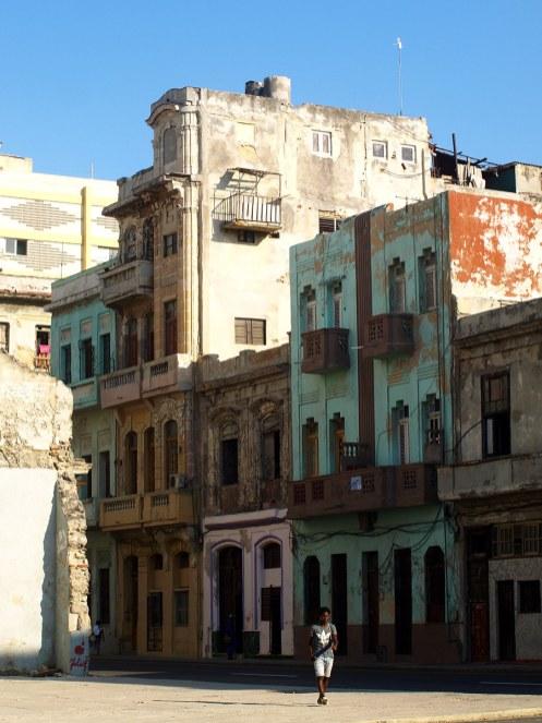 Kuba, Stara, Hawana, ulica, zdjęcia z podróży