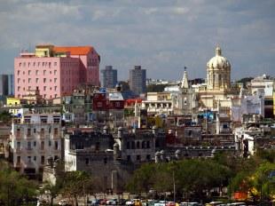 Kuba, Hawana, panorama miasta