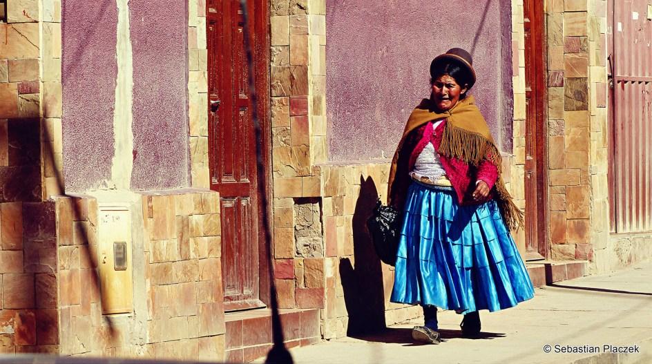 Boliwia, Potosi, street photo