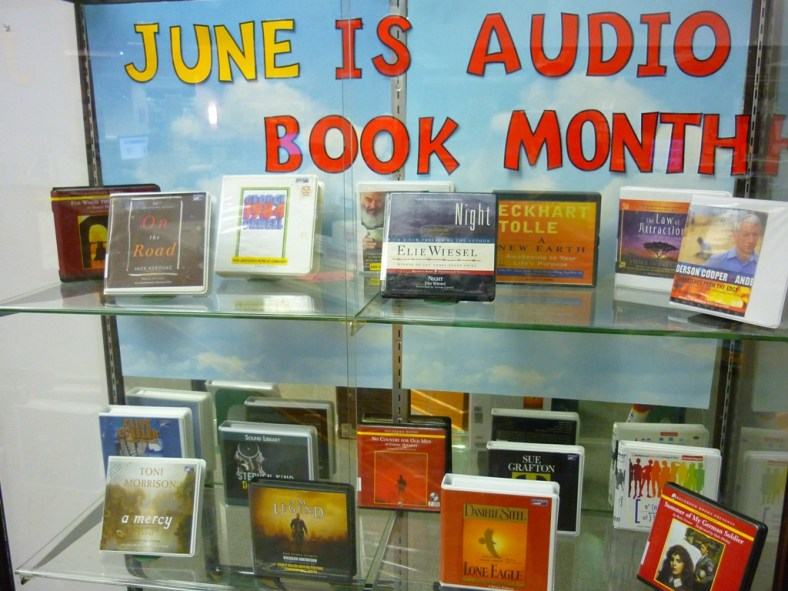 [Forest Hills Audio Book Month Display](https://www.flickr.com/photos/mysapl/3616239063)