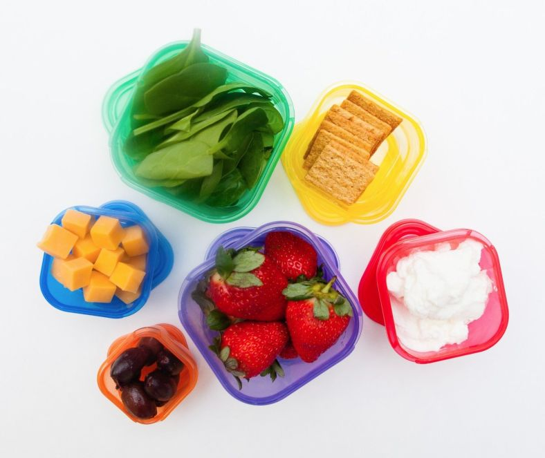 Beachbody Containers for food