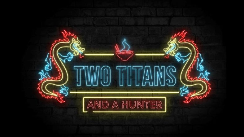 Two Titans and a Hunter logo
