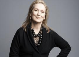 Η μαγευτική Meryl Streep