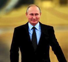 Ο Πούτιν ως «νέος» πρόεδρος