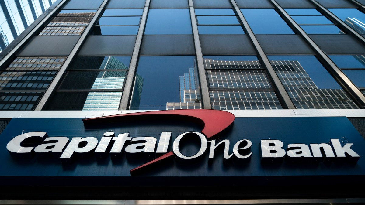 Capital One fined $390MM for failing to report activity tied to money laundering and organized crime
