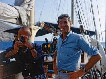 Slim Aarons Sailing