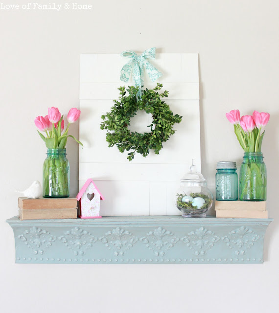 Spring Home Decorating Ideas: IW: 15 Colorful Spring Decorating Ideas