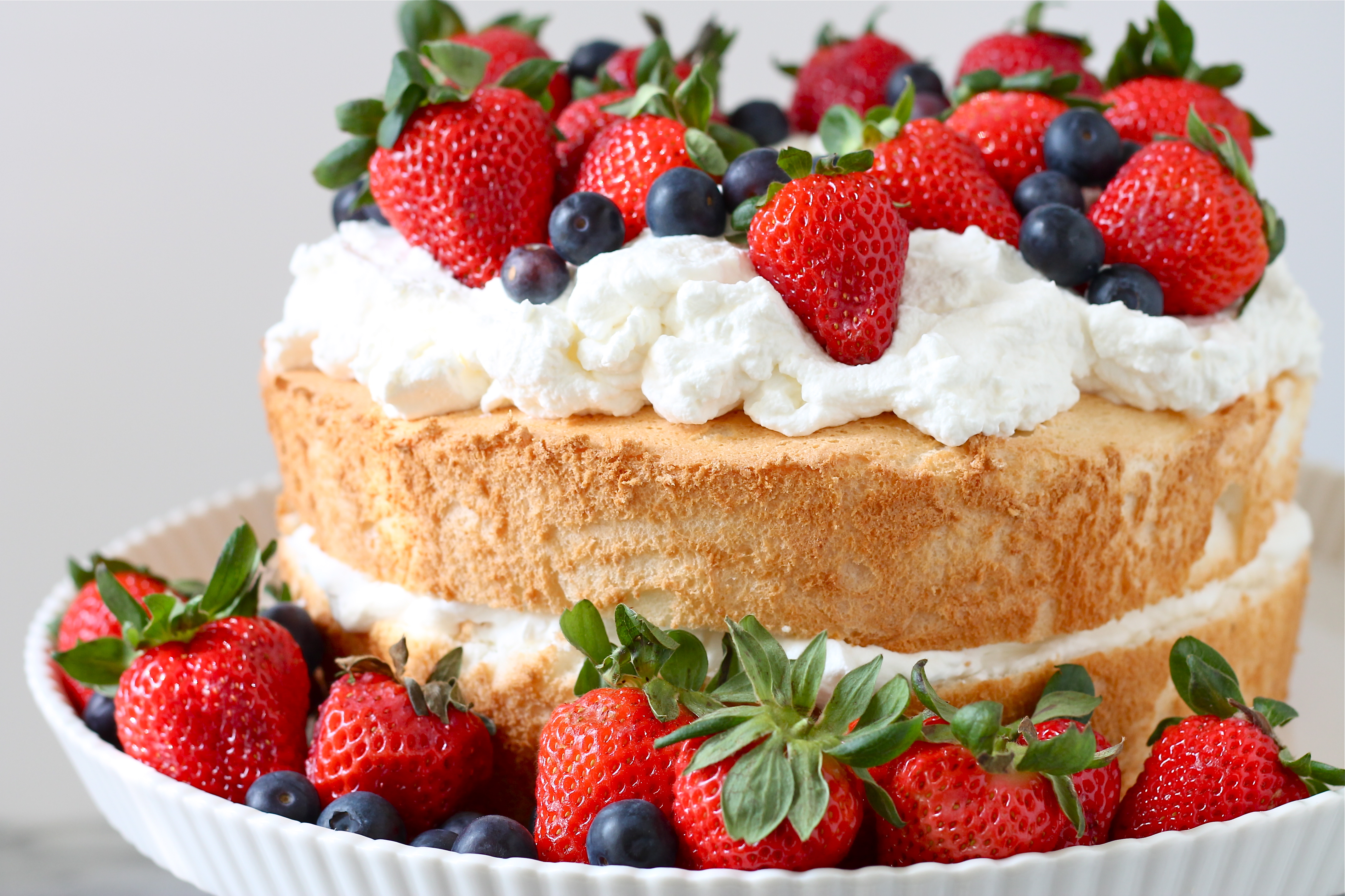 Cake Recipe Angel Food
