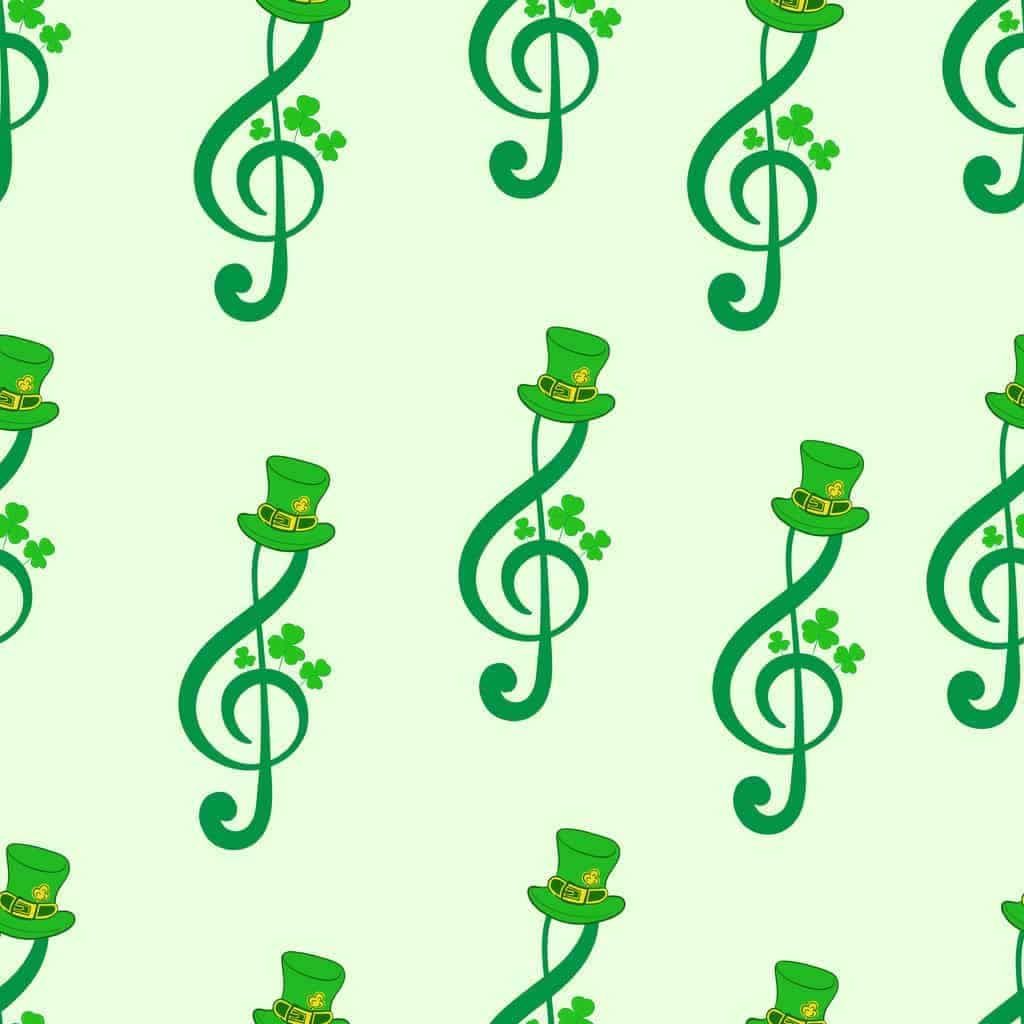 St. Patrick\'s Day Songs | The Perpetual Preschool