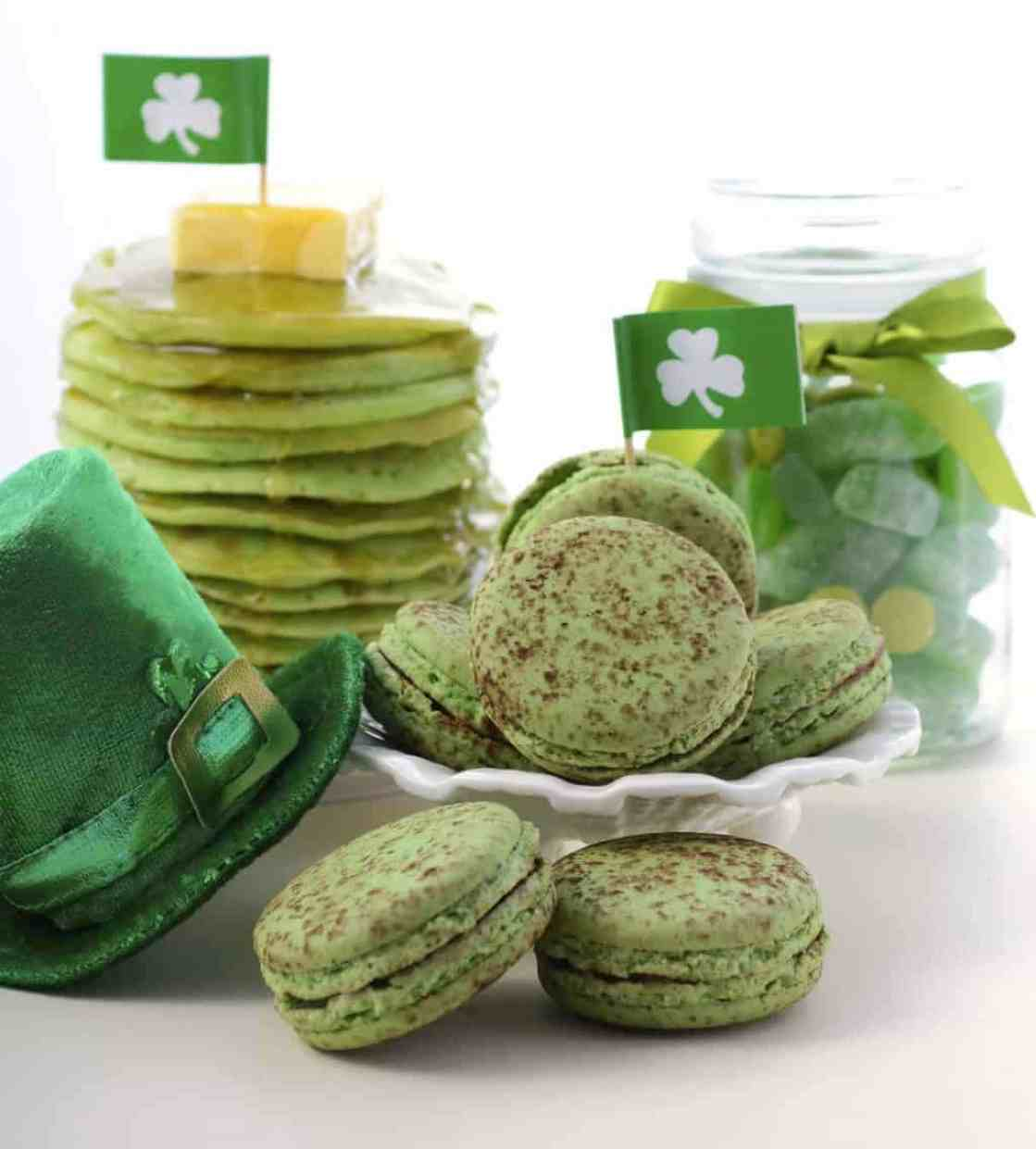 St. Patrick's Day Snacks
