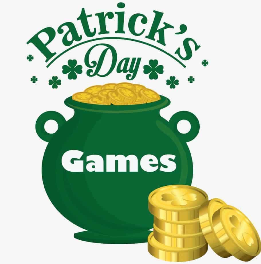 St. Patrick's Day Games For School