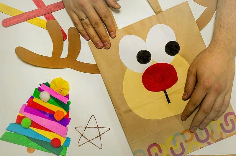 Reindeer Art Projects