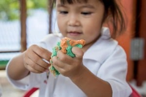 uncooked playdough recipes for kids