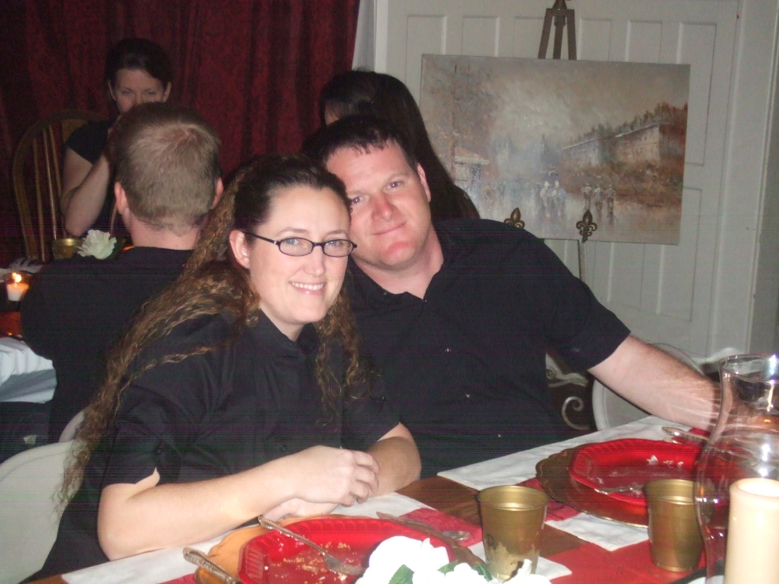 Doyle and Rebecca