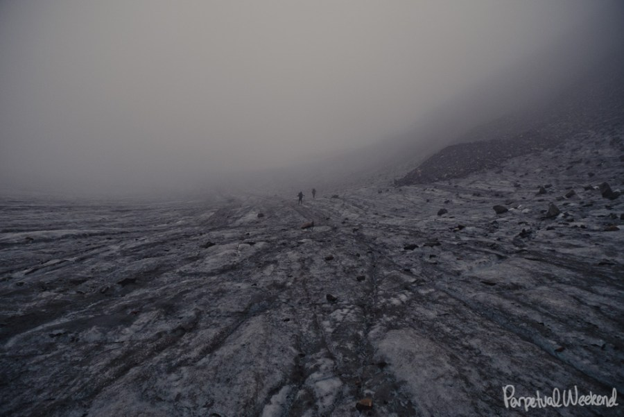glacier hiking in wrangell st elias national park, alaska