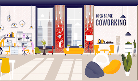 Die 5 besten Gründe, warum ein Coworking Space das Richtige für Dein Startup ist