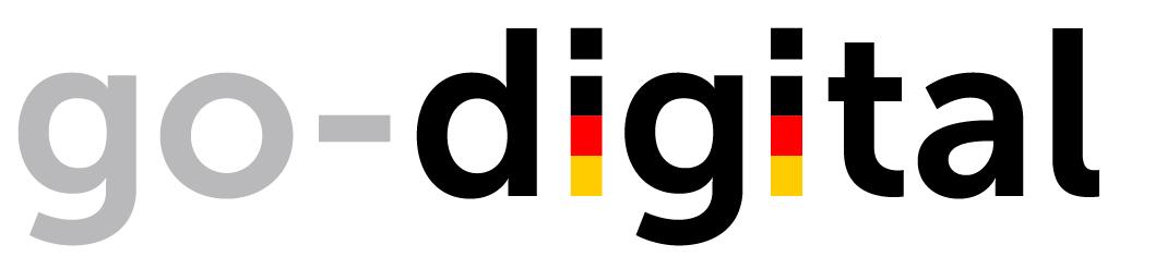 Wir sind autorisierter Partner des Förderprogramms go-digital
