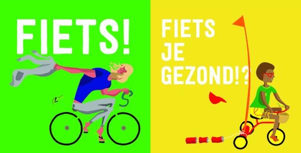 fiets je gezond