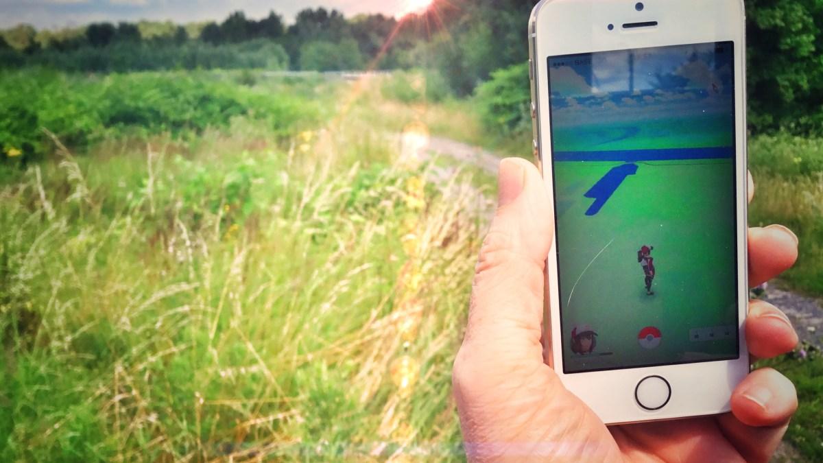Pokemon Go? Way to go!