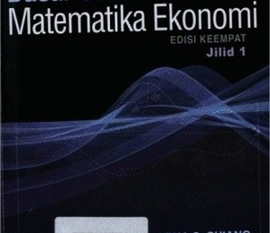 Dasar-Dasar Matematika Ekonomi