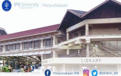 Info Layanan Perpustakaan IPB-University Selama PPKM Darurat Covid-19