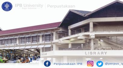 Info Layanan Perpustakaan IPB University Selama PPKM Level 4, Level 3 dan Level 2 Covid-19