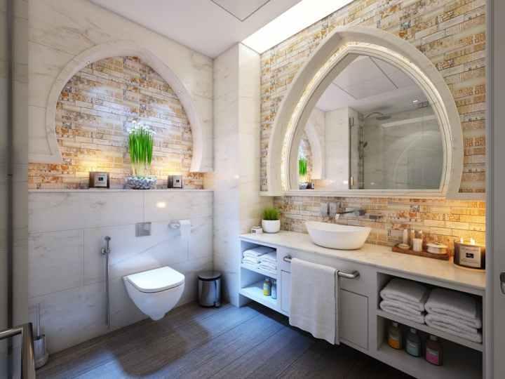 12 Inspirasi desain Kamar mandi menarik