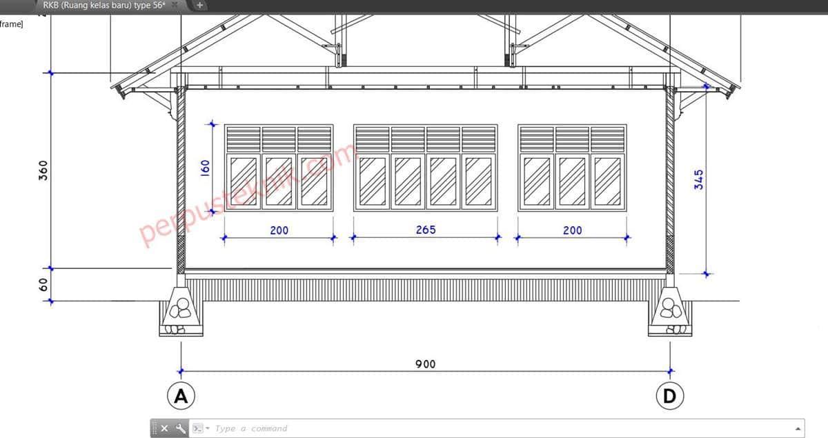 Cara menghitung kebutuhan material pada dinding
