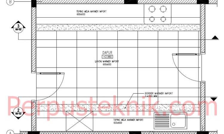 Download Gambar Ruang Dapur dan Pantry