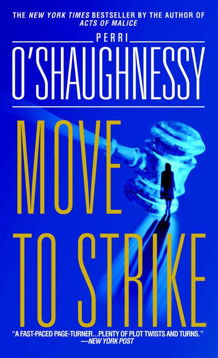 Move to Strike Book Cover