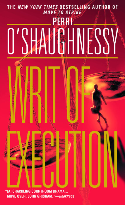 Writ of Execution Book Cover