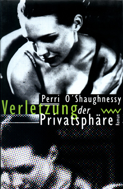 Invasion of Privacy Hardback German Edition