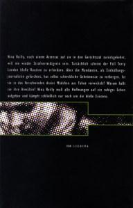 Invasion of Privacy Hardback German Edition Back
