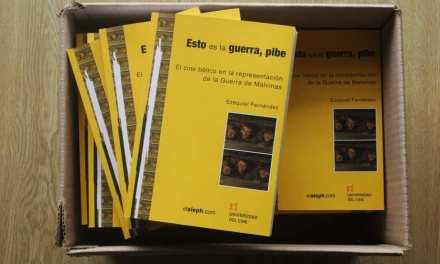 Entrevista a Ezequiel Fernández, autor de Esto es la guerra, pibe
