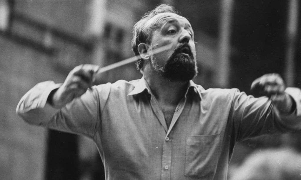 Krzysztof Penderecki Muere The Shining