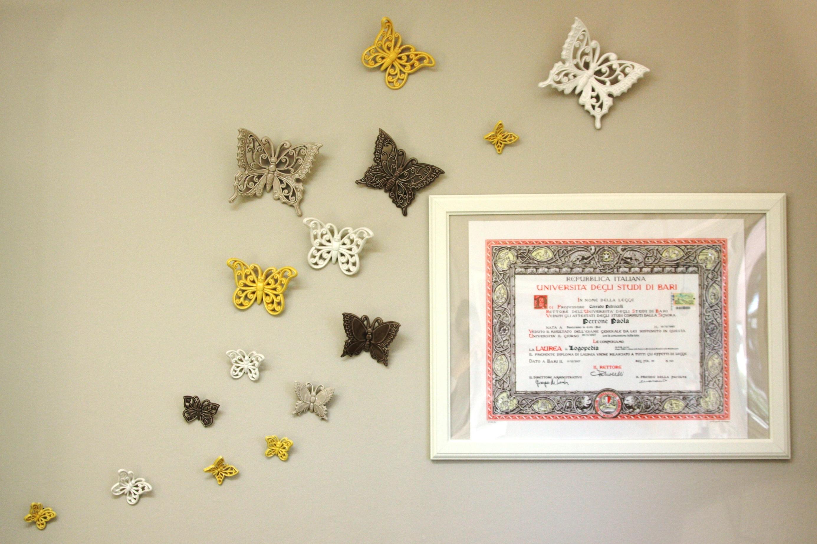 Studio Perrone farfalle