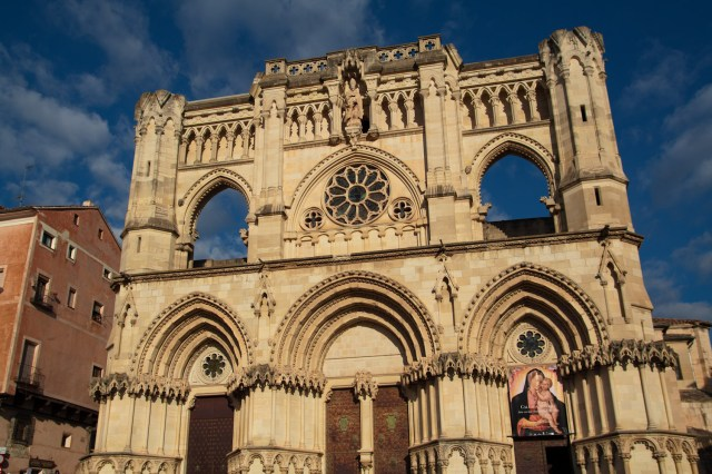La Catedral de Cuenca, la primera catedral gótica de España