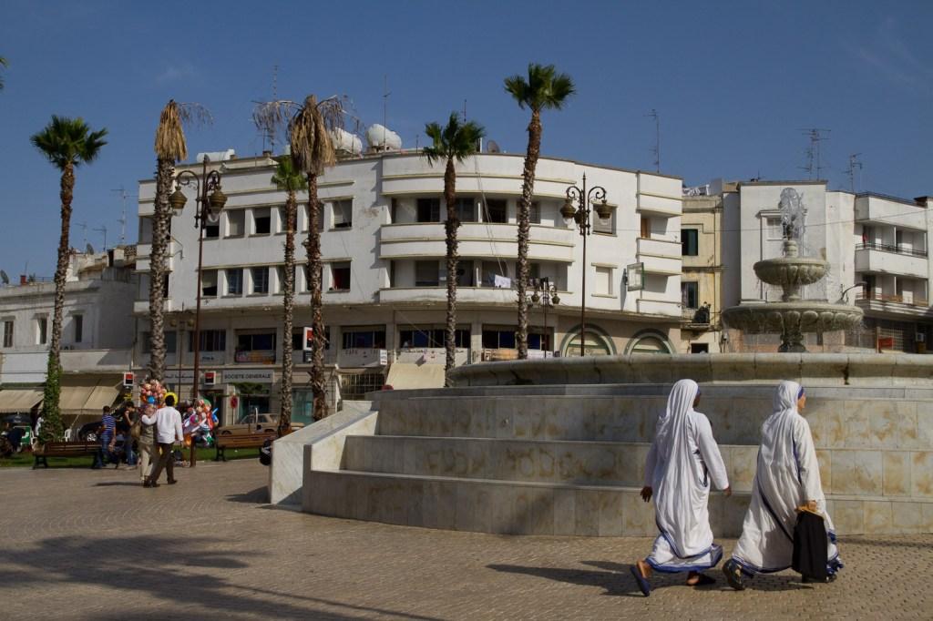Grand Socco - Tánger, Marruecos