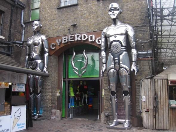 A las puertas de Cyberdog