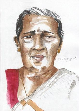la mère de Suddha