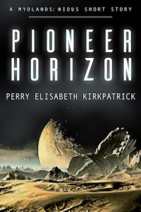 Book Cover: Pioneer Horizon