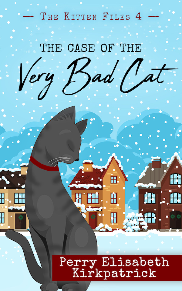 Book Cover: The Case of the Very Bad Cat