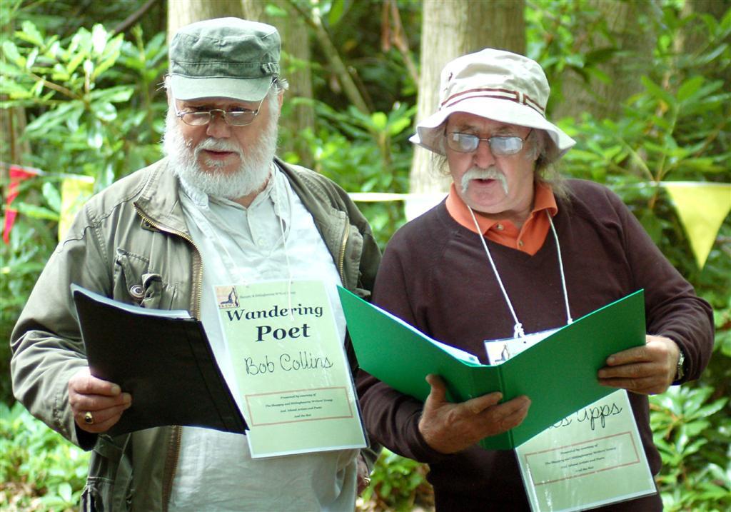 Wandering Poets