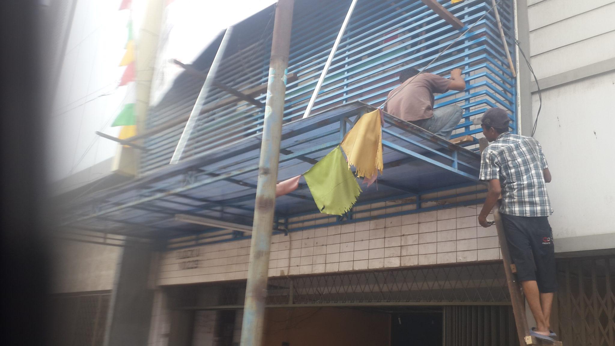 Renovasi Kantor di Buaran Jakarta Timur 1