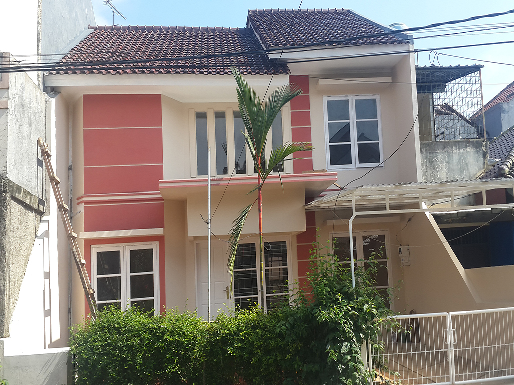 renovasi rumah di bintaro permai 2