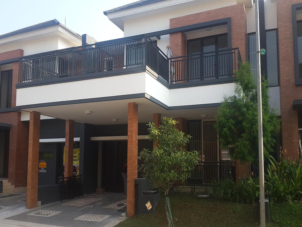 renovasi rumah discovery bintaro 2