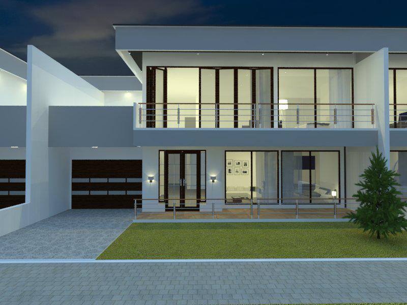 5 Tahap Mendesain Rumah Sederhana